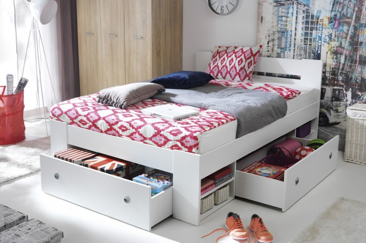 Nepo tárolós ágy