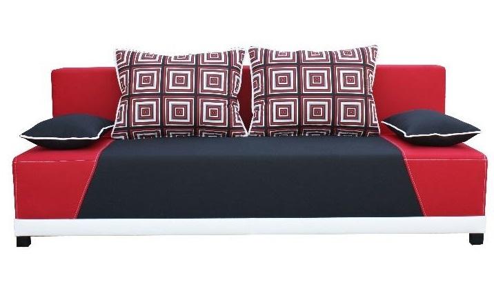 Rokar piros kanapé