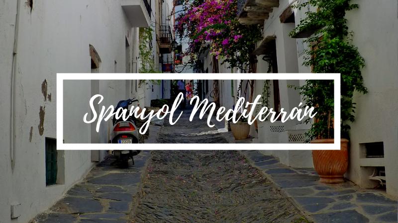 spanyol mediterrán lakberendezés