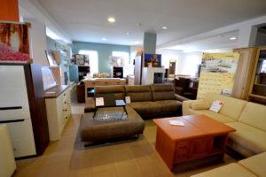 Comfort Line Bútoráruház Keszthely belső kép
