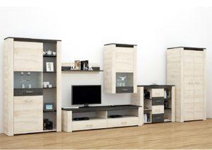 Balaton elemes bútorcsalád szekrénysor