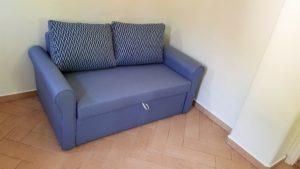 kék kanapé vásárlói fotó
