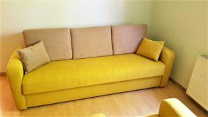 sárga kanapé vásárlói fotó