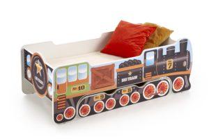 Vonatos gyerekágy