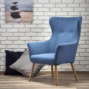 Cotto kék design fotel