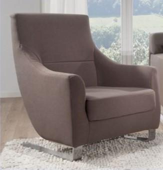 Róma design fotel rugós