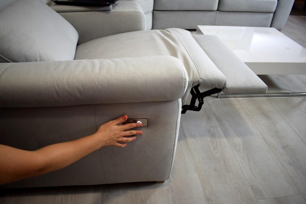 elektromos relax fotel Katar