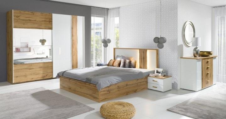 Vodena hálószoba szett bútorok