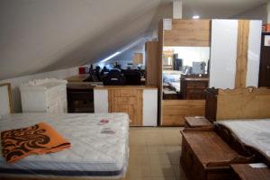 franciaágyak, matracok, hálószoba bútorok