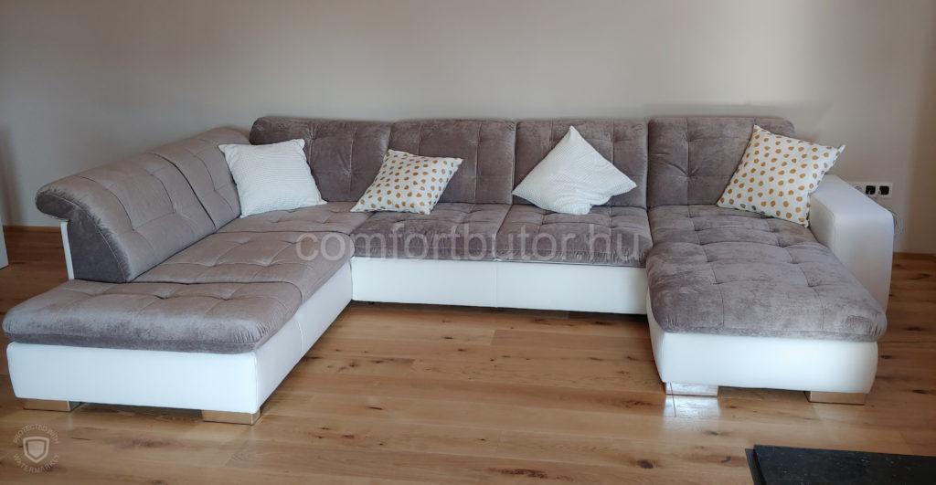 Pool U alakú ülőgarnitúra comfort bútor