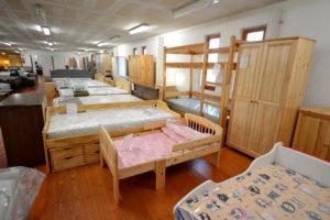 fenyő ágyak comfort line bútoráruház Veszprém