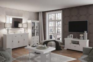 Kora elemes bútorcsalád fehér klasszikus