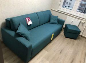 comfort line sötét türkiz kanapé