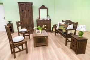 Göcsej bútorcsalád előszoba
