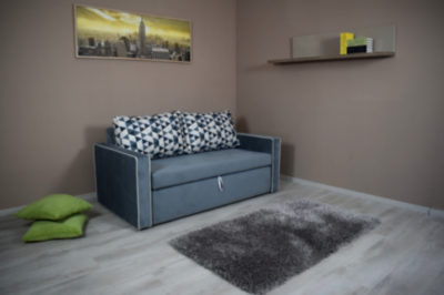 Dolce kis kihúzható kanapé ággyal
