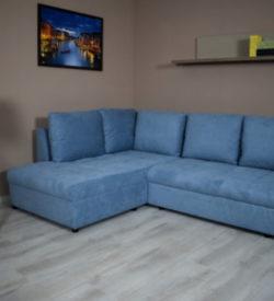 Picanto nagy sarokülő kék