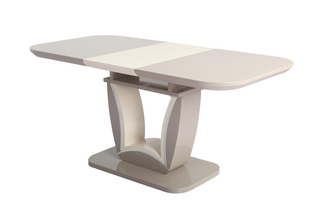Kis magasfényű étkezőasztal
