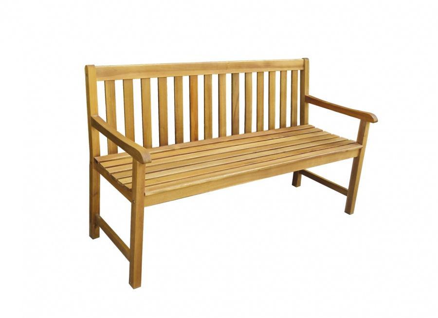 Kerti pad egyszerű kerti bútor