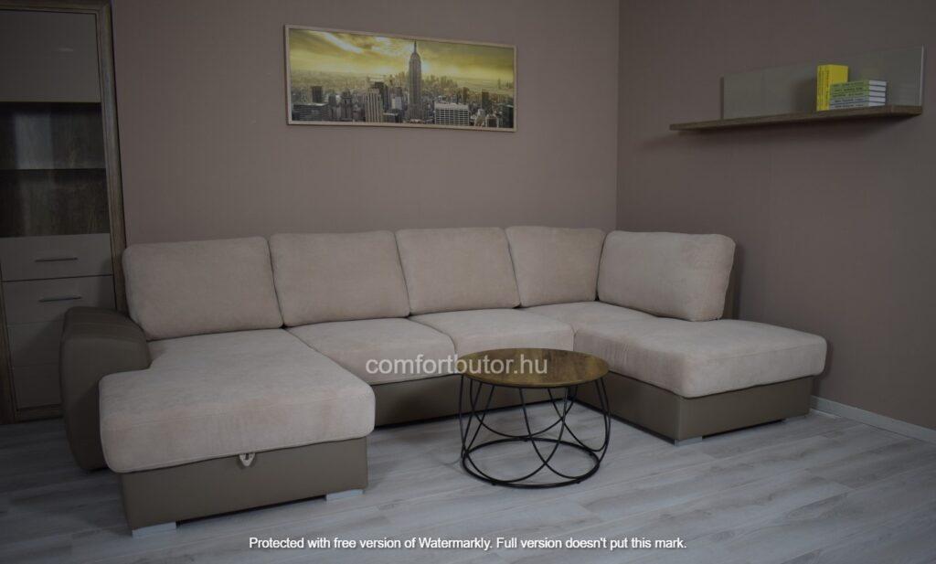Marinello U alakú ülőgarnitúra jobbos