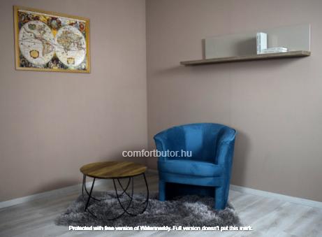 Fanny fotel kék
