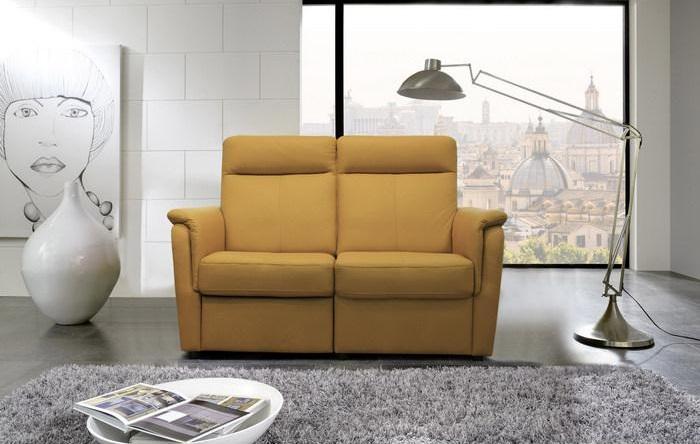 Como design kanapé magas
