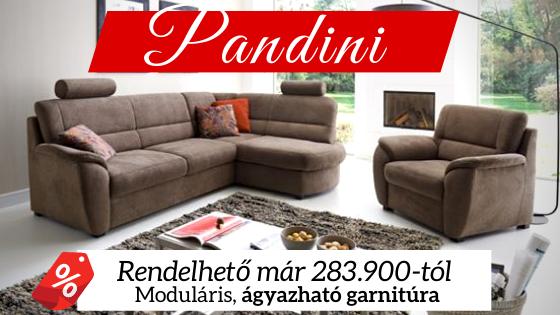 Pandini ülőgarnitúra