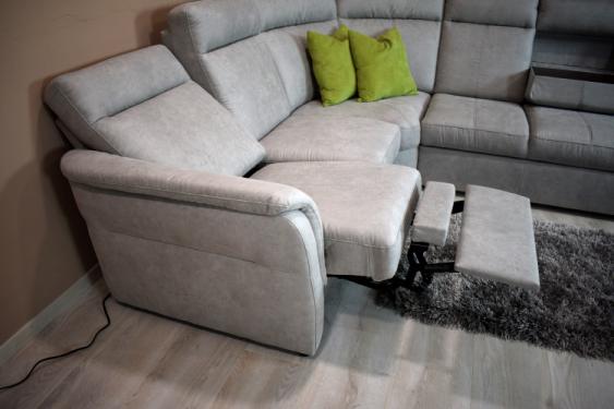 Kényelmes relax sarokülő fotel