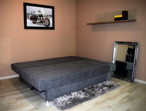 Dalmina kanapé ággyá alakítva