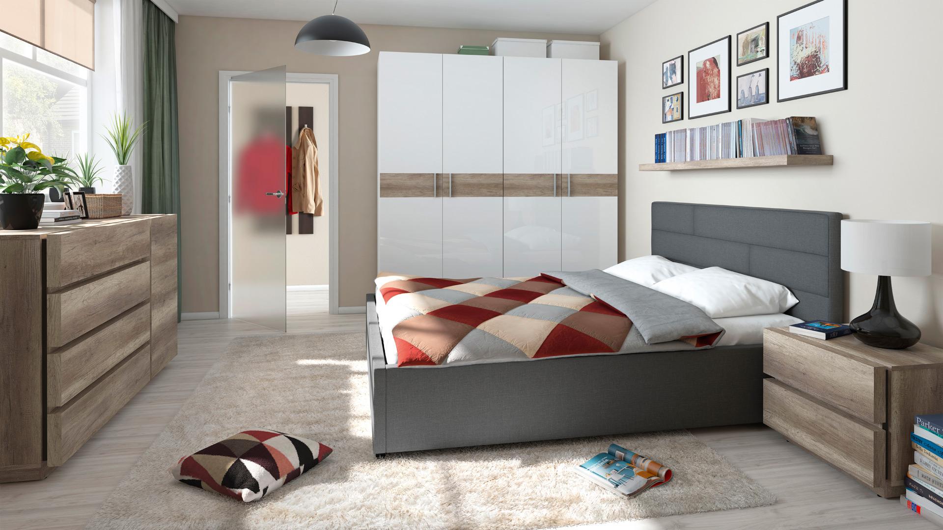 hálószoba bútorok comfort line