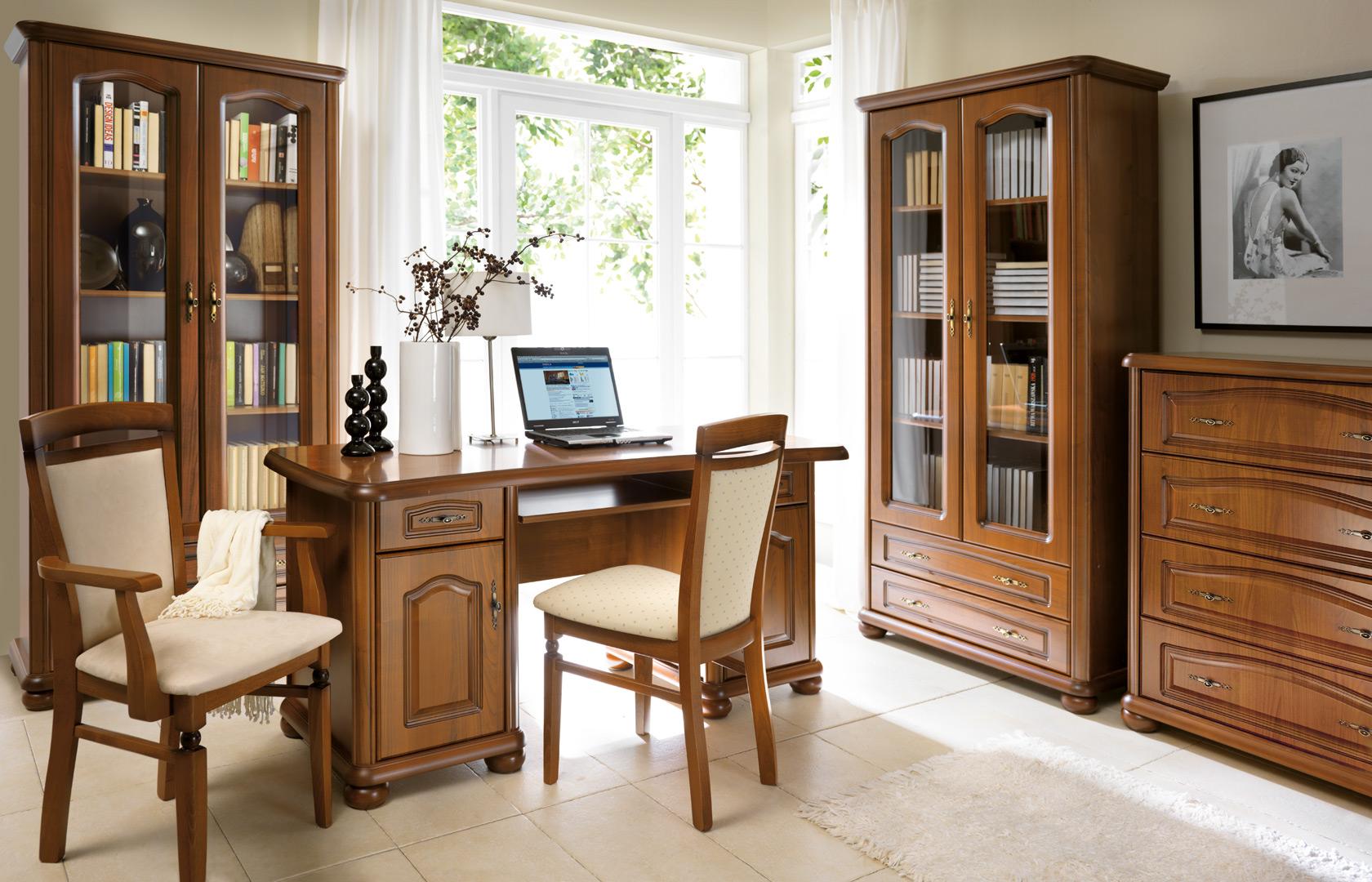 klasszikus irodai elemesbútor Natalia