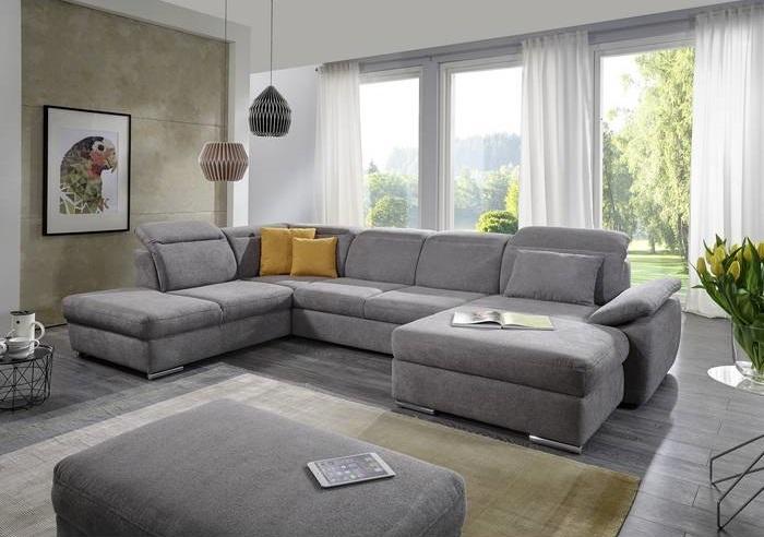 u alakú kanapé ülőgarnitúra