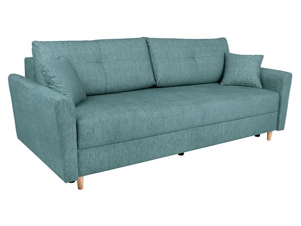 Anastasia türkiz kanapé ágyazható
