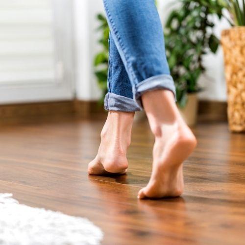 Parketta, laminált padló, vinyl padló